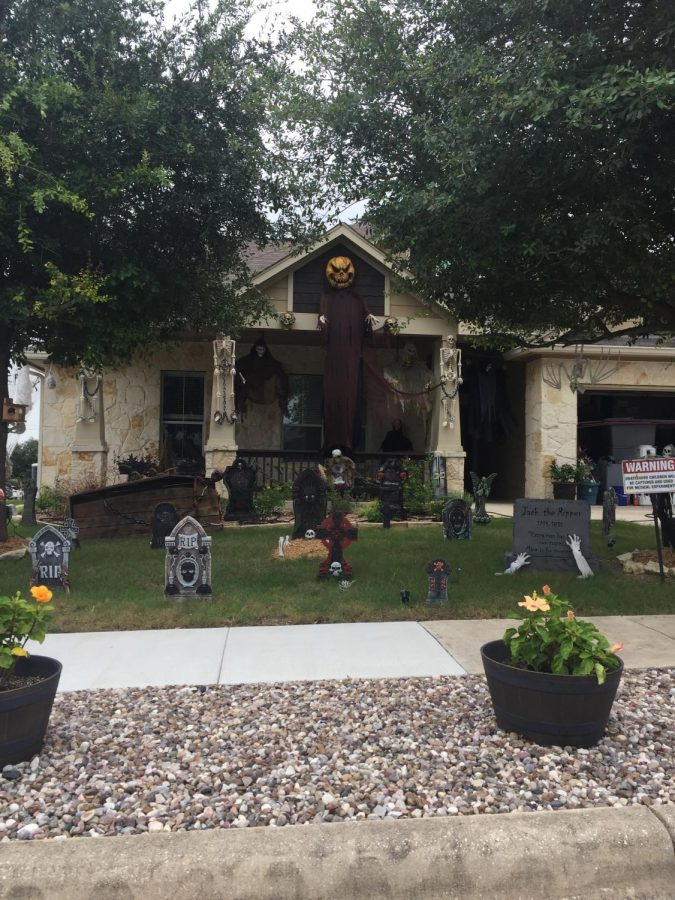 Some Dobie students plan to go trick-or-treating