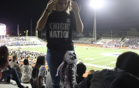 Dobie students also celebrate homecoming