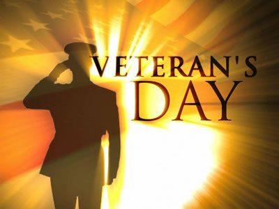 Honoring Veterans on Veterans Day