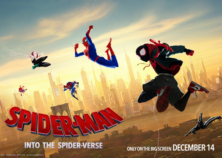 Spider-Man: Into The Spiderverse - PV: Movie Review