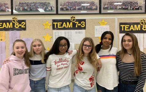 A Look Back: 8th Grade