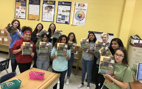 The 2018-2019 yearbooks are in!