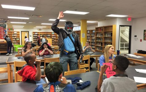 Dobie's Marvel Party Was a Huge Hit Among Students