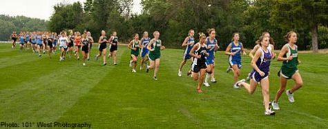 Girls Track: District Champions!