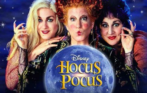 Fall is here and you know what that means; It's time to watch  Hocus Pocus!
