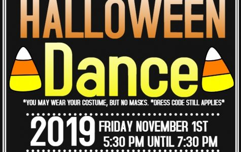 Students are looking forward to Halloween dance on November 1