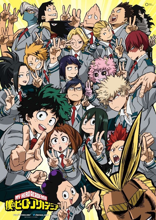 The anime you should watch: My Hero Academia