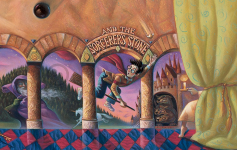 Why is Harry Potter such a big part of Dobie students' lives?