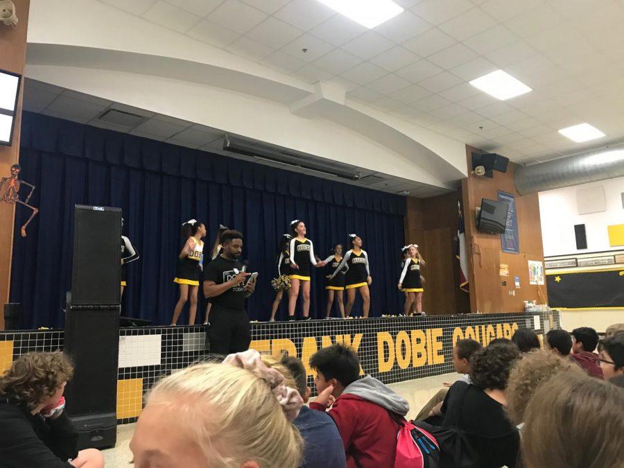 Cheerleaders!!
