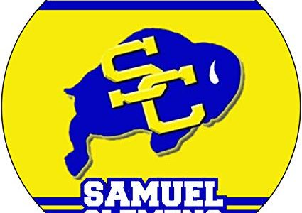 An image of Clemens High School's logo