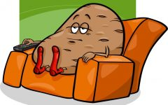 Personal View: How to stop being a couch potato during quarantine