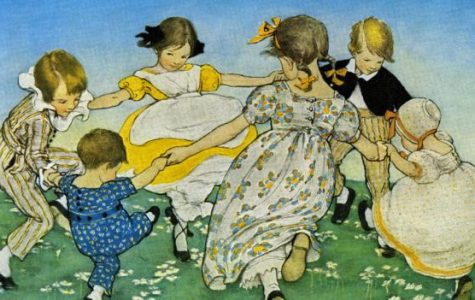 UNITED STATES - CIRCA 1900:  Jessie Willcox Smith (1863 – 1935) was an American illustrator famous for her illustrations for children's books. She captured the innocence of children and worked for many magazines as well as book publishers.  (Photo by Buyenlarge/Getty Images)